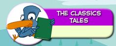 Classical children's tales in English - online audio ebooks Elementary School Library, School Libraries, Elementary Schools, Learning English Online, Educational Games, Library Ideas, Learn English, Ebooks, Audio