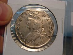 #coins #silver #cappedbust #morgan #collectibles #auction #auctionnv #nevadapublicauction