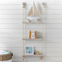 Rope Frame Shelf