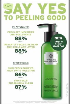 Say yes to incredible, beautiful, healthy, glowing, youthful skin! Natural Hair Treatments, Skin Treatments, The Body Shop Logo, Body Shop Christmas, Body Shop Skincare, Hair Boost, Body Shop Tea Tree, Body Shop At Home, Face Mist