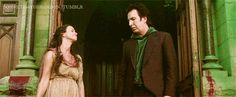 """Alan played the Megatron (the voice of God) and Alanis Morissette played God. in """"Dogma"""" 1999"""