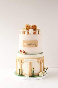 Panda Birthday Cake, Bithday Cake, Cute Birthday Cakes, Girly Cakes, Cute Cakes, Baby Cakes, Pretty Cakes, Beautiful Cakes, Amazing Cakes