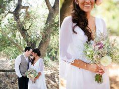 Una boda de estilo bohemio : via MIBLOG