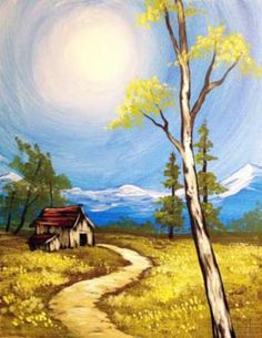 Pinot's Palette - Manalapan Painting Library