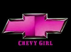 Chevy girl all the way! ♥ if I ever get any truck old or new its going to be A chevy ; Jacked Up Trucks, Gmc Trucks, Pink Chevy Trucks, Chevrolet Camaro, Chevrolet Logo, Chevrolet Traverse, Chevrolet Suburban, Chevrolet Trucks, Chevy Quotes