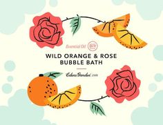 At some point in the day, we all need a break. Turn your bath into a spa with our essential oil bubble bath recipe using Wild Orange and Rose oils. Edens Garden Essential Oils, Essential Oils For Headaches, Sweet Orange Essential Oil, Rose Essential Oil, Pure Essential, Bath Recipes, Schaum, Bubbles, Spa