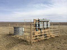 Linc Energy has installed 44 monitoring wells at its proposed test site near Wright, Wyo., to establish baseline water quality. Energy Industry, Water Quality, Wells, Wyoming, United States, Deep