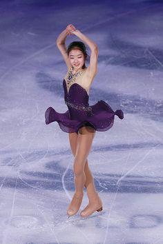 Zijun Li 2015 World Championships gala - movimento - exercício - exercise - atividade física - fitness - corpo - body - beleza - estética - belo - beautiful - esporte - sport - artista - dança - dance - patinação