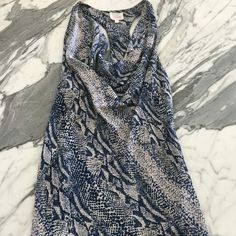 Parker Silk Tank Top L Worn once then dry cleaned. Like brand new. Parker Tops Tank Tops