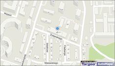 Mapa miasta Warszawa, 02-641, ulica Żuławskiego Wawrzyńca 4/6 wraz ze spisem ulic i punktów użyteczności publicznej (POI). Strona zawiera również listę ulic znajdujących się w pobliżu Floor Plans, Diagram, Map, Location Map, Maps, Floor Plan Drawing, House Floor Plans