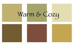 """Warm Color Room 