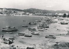 Playa de San Feliú de Guixols   por Biblioteca Facultad de Empresa y Gestión Pública