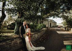 Let Love's Magic Work - wedding at Clonabreany House - Norah & Ciaran October Wedding, Wedding Story, Real Weddings, Wedding Photos, Wedding Photography, Exterior, Let It Be, Wedding Dresses, Vegetarian
