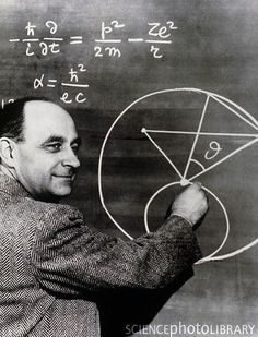 Enrico Fermi  [Instrumental in building the first nuclear reactor under the old Stagg Field at University of Chicago -- as part of the Manhattan Project.]