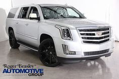 2017 Cadillac Escalade ESV 2017 CADILLAC ESCALADE ESV DUB NAV SUNROOF LEATHER AC/HEATED SEAT