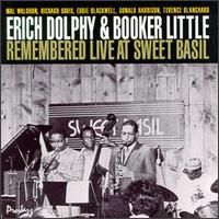 Various - Eric Dolphy & Booker Little: Remembered Live at Sweet Basil, Red