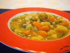Zupa ze świeżej fasoli – Pani Doktor gotuje