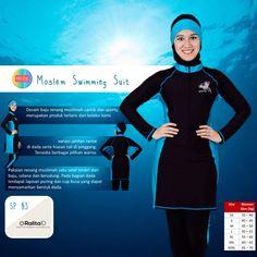 Moslem Swimming Suit at Toko Online RALITA
