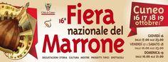 Fiera Nazionale del Marrone dal 16 al 19 Ottobre 2014 a Cuneo  #fieramarrone #castagne #cuneo #ottobre2014
