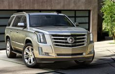 2017 Cadillac Escalade is one of Cadillac's SUV cars which is the best. This car will give you great luxury driving experience. It is prestigious car with Cadillac Ats, Cadillac Escalade, Escalade Esv, My Dream Car, Dream Cars, Best Suv Cars, General Motors, Mercedes, Luxury Suv