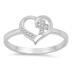Sterling Silver Simple Cross Heart CZ Promise Purity Ring... https://www.amazon.com/dp/B074869X7K/ref=cm_sw_r_pi_dp_x_Zv48zb1R48M51