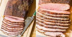 Pikantní pečené hovězí s tymiánem a chilli | Čarujeme Korn, Beef Recipes, Steak, Meat Recipes, Steaks, Beef