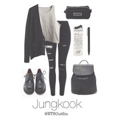 School with BTS: Maknae Line (Requested by @laylalou2000) Jimin Taheyung Jungkook You guys should also check out her new blog @bts-outfit-imagines :) Up Next- School with BTS: Hyung Line