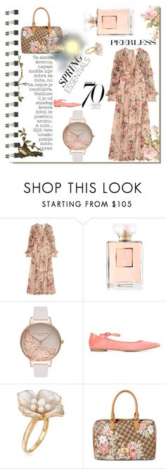 """""""My Favorite Spring Perfume"""" by bloomy53 ❤ liked on Polyvore featuring beauty, Koo, Zimmermann, Olivia Burton, Repetto, Ross-Simons, Lauren Ralph Lauren, Nico, springperfume and floralfragrances"""