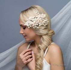 Zaphira Νυφικό Χτένισμα www.gamosorganosi.gr Crown, Bride, Accessories, Jewelry, Fashion, Wedding Bride, Moda, Corona, Jewlery