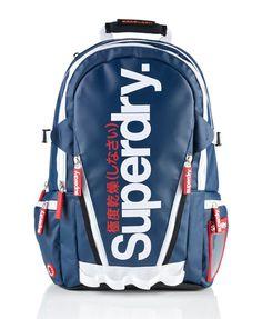 Superdry Tri Tarpaulin Backpack