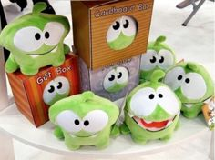 Cut the Rope Toys! - 5 stars with 179318 ratings