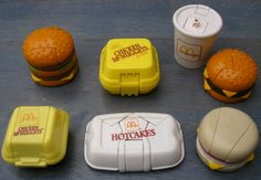 McDonald Happy Meal Toys