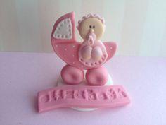 Cochecito de bebé ducha Favor  personalizado con por LuckyTrinket, $4.00