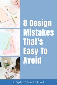 When we design our own visuals, sometimes it's good to know that mistakes are easy to make, but JUST as easy to avoid them. Canva is easy, and for that reason it is believed that design is easy. For some it is true and for others not so much. Here's a free download on Design Mistakes to Avoid for you. Big Design, Creative Design, Social Media Images, Perfect Image, Good To Know, Mistakes, Believe, Learning, Easy