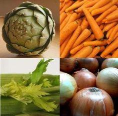 Les légumes qui aident à réduire l'acide urique