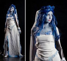 The Corpse Bride Costume | Me as the Corpse Bride in 2008 ly… | Flickr