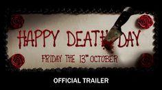 Happy Death Day - tráiler oficial  #TrailerAlert