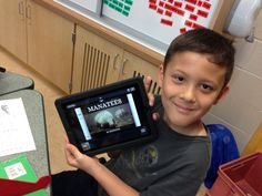 @CarnazzosClass: Using @Melissa Hill Deck to publish animal research projects