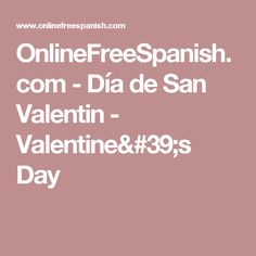 Learn Spanish vocabulary about valentine while playing Memory Game. Spanish Holidays, Spanish Vocabulary, Learn Spanish, Memory Games, Valentines, Memories, Activities, Learning, Eagle