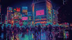 外国人から見ると、東京の路地裏に広がるネオン街は「まるでゲームの世界に飛び込んだ」ような気持ちにさせてくれるとか。撮影したのは、アートとゲームをこよな...