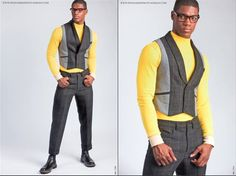 Highlights in 2015 men's fashion | Please follow me on Twitter @AGBStyle