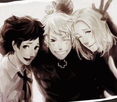 bad touch trio <3