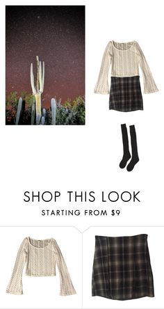 """""""ricky vaughn"""" by weseemtofloat ❤ liked on Polyvore featuring Brandy Melville and Samantha Holmes"""