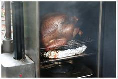 Apple Cider Smoked Turkey