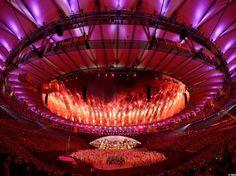 Rio Olympics 2016 kicks off samba style