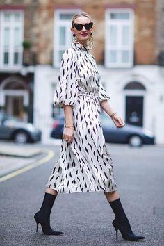 Channel Her Glamour: Hannah Strafford-Taylor - Kelly Golightly Fashion Mode, Look Fashion, Korean Fashion, Petite Fashion, Curvy Fashion, Japan Fashion, India Fashion, Paris Fashion, Fashion Art