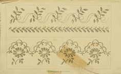 EKDuncan - My Fanciful Muse: Regency Era Needlework Patterns from Ackermann's Repository 1811-1815