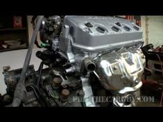 http://www.strictlyforeign.biz/default.asp 1998 Honda Civic Engine Part 2 - EricTheCarGuy
