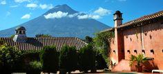La Casa de los Suenos in Antigua, Guatemala - great name (House of Dreams) for a lovely old hacienda in a beautiful town