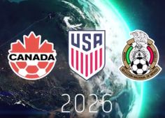 México Canadá y EE.UU. presentan candidatura para ser sede del Mundial 2026